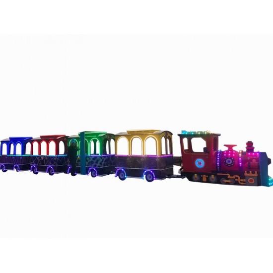 游乐场小火车