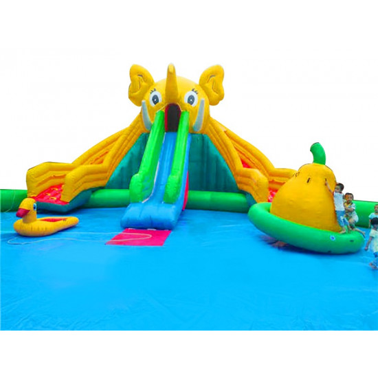 大象滑梯水上乐园