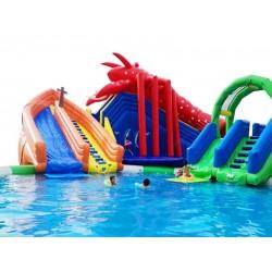 龙虾主题乐园水上乐园